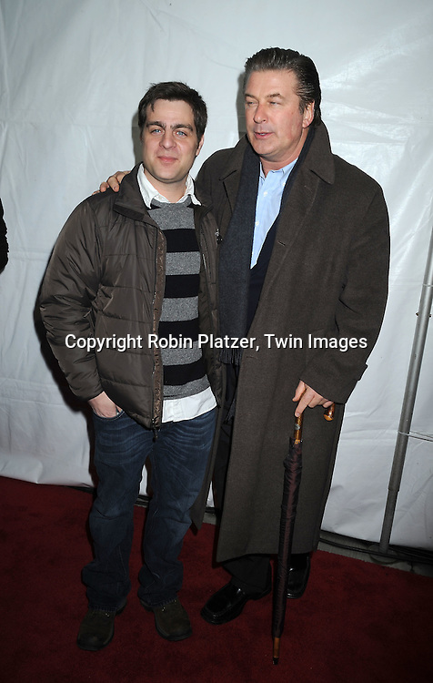 Derick Martini and Alex Baldwin