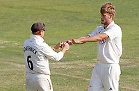during Essex CCC vs Surrey CCC, Bob Willis Trophy Cricket at The Cloudfm County Ground on 10th August 2020