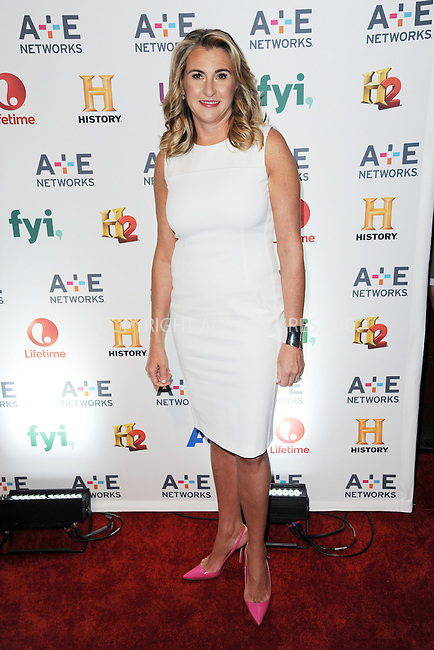 WWW.ACEPIXS.COM<br /> May 8, 2014 New York City<br /> <br /> Nancy Dubuc attending the A+E Networks 2014 Upfronts at the Park Avenue Armory on May 8, 2014 in New York City.<br /> <br /> Please byline: Kristin Callahan<br /> <br /> ACEPIXS.COM<br /> <br /> Tel: (212) 243 8787 or (646) 769 0430<br /> e-mail: info@acepixs.com<br /> web: http://www.acepixs.com