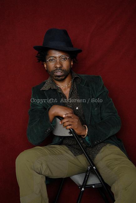 Zimbabwean writer Brian Chikwava
