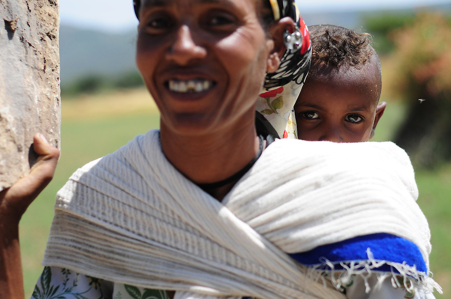 The WFP-supported MERET Project stands for Managing Environmental Resources and enables chronically food-insecure communities, particularly women, to participate in environmental rehabilitation and income-generating activities