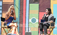 13 April 2019 - Los Angeles, California - Gigi Gorgeous, Jessica Roy. 2019 Los Angeles Times Festival Of Books held at University of Southern California. Photo Credit: Faye Sadou/AdMedia