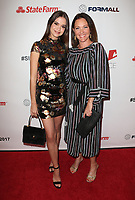 HOLLYWOOD, CA - SEPTEMBER 30: Maia Mitchell, Kelli Williams, at The 6th Annual Saving Innocence Gala at Loews Hollywood Hotel, California on September 30, 2017. Credit: Faye Sadou/MediaPunch
