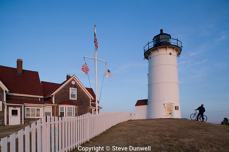 Nobska Lighthouse (1876), Woods Hole, MA