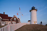 Nobska Lighthouse (1876), Woods Hole, MA
