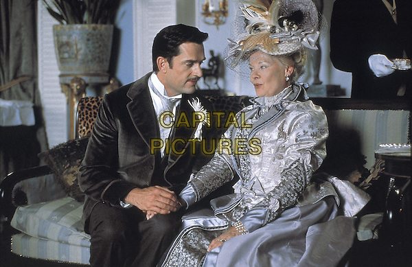 RUPERT EVERETT & JUDI DENCH.in The Importance Of Being Earnest.Ref: FB.*Editorial Use Only*.www.capitalpictures.com.sales@capitalpictures.com.Supplied by Capital Pictures.