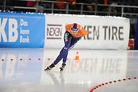 SCHAATSEN: HEERENVEEN: 11-12-2016, IJsstadion Thialf, ISU World Cup, Melissa Wijfje, ©foto Martin de Jong