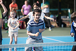 Lawn Tennis Association event at Heath Park, Cardiff.<br /> 17.07.17<br /> &copy;Steve Pope - Fotowales