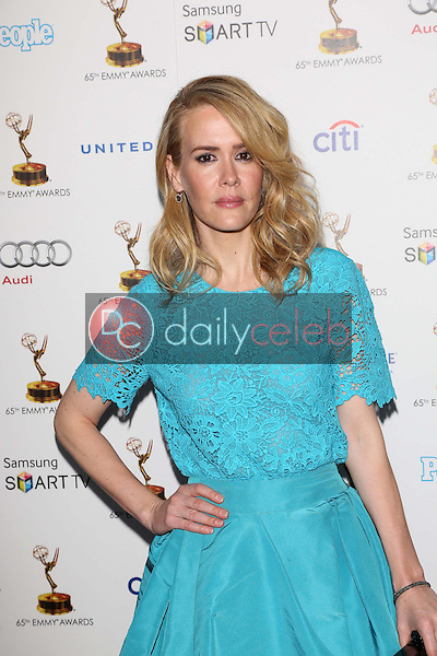 Sarah Paulson<br />