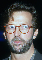 Eric Clapton, 1991, Photo By Michael Ferguson/PHOTOlink
