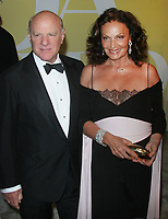 Barry Diller, Diane Von Furstenberg, 2005, Photo By John Barrett/PHOTOlink