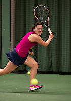 March 15, 2015, Netherlands, Rotterdam, TC Victoria, NOJK, Anastasiya Mulder (NED)<br /> Photo: Tennisimages/Henk Koster