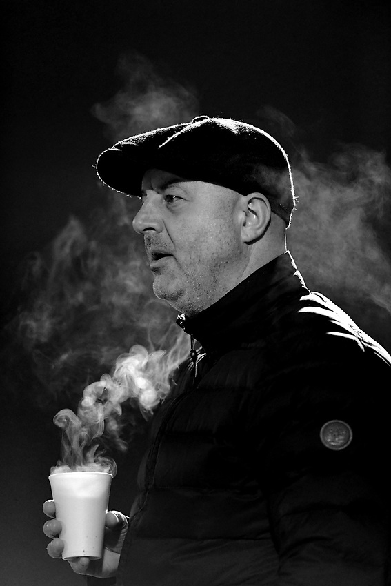Rochdale manager Keith Hill<br /> <br /> Photographer Chris Vaughan/CameraSport<br /> <br /> The EFL Checkatrade Trophy Third Round - Rochdale v Lincoln City - Tuesday 9th January 2018 - Spotland Stadium - Rochdale<br />  <br /> World Copyright © 2018 CameraSport. All rights reserved. 43 Linden Ave. Countesthorpe. Leicester. England. LE8 5PG - Tel: +44 (0) 116 277 4147 - admin@camerasport.com - www.camerasport.com