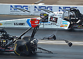 Richie Crampton, Craftsman Tools, top fuel, Antron Brown, parachutes