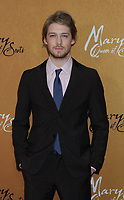 December 04, 2018 Joe Alwyn attend Focus Features &amp; Working Title presents premiere of Mary Queen of Scots at the Paris Theater in New York. December 04, 2018  <br /> CAP/MPI/RW<br /> &copy;RW/MPI/Capital Pictures