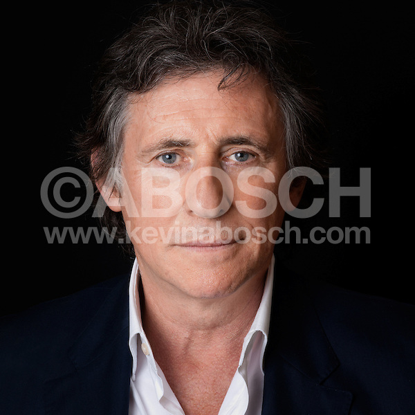 Portrait of Gabriel Byrne photographed by Kevin Abosch