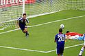 Hiroki Akino (JPN), JUNE 24, 2011 - Hiroki Akino of Japan celebrates his goal during the Football : 2011 FIFA U-17 World Cup Mexico Group B match between Japan 3-1 Argentina at Estadio Morelos in Morelia, Mexico. (Photo by MEXSPORT/AFLO)