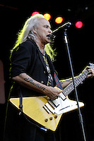 Guitar player Rickey Medlocke of Lynyrd Skynyrd during a concert at Citadel Music Festival held at Citadel Spandau in Berlin, Germany, 07.06.2012...Credit: Cliff/face to face /MediaPunch Inc. ***FOR USA ONLY*** /NORTEPHOTO.COM