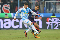 ALBERTO PALOSCHI<br /> <br /> Ferrara 01-10-2017 Stadio Paolo Mazza Football Calcio Serie A 2017/2018 Spal - Crotone Foto Filippo Rubin/Insidefoto