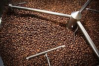 March 20, 2019. San Diego, CA. USA|  Bird Rock Coffee Roasters coffee beans. | Photos by Jamie Scott Lytle. Copyright.