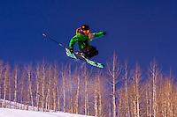 USA-Colorado-Aspen/Snowmass-Winter-Terrain Park