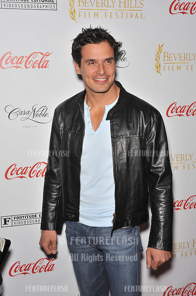 Antonio Sabato Jr. at the opening of the Beverly Hills Film Festival at the Clarity Theatre, Beverly Hills..April 1, 2009  Beverly HIlls, CA.Picture: Paul Smith / Featureflash