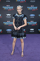 19 April 2017 - Hollywood, California - Pom Klementieff. Premiere Of Disney And Marvel's &quot;Guardians Of The Galaxy Vol. 2&quot; held at Dolby Theatre. <br /> CAP/ADM/PMA<br /> &copy;PMA/ADM/Capital Pictures