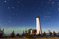 lighthouses in the Upper Peninsula of Michigan