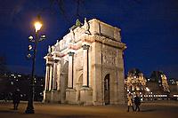 Arc de Triomphe du Carrousel Paris..©shoutpictures.com.john@shoutpictures.com