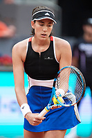 Spanish Garbine Muguruza during Mutua Madrid Open 2018 at Caja Magica in Madrid, Spain. May 09, 2018. (ALTERPHOTOS/Borja B.Hojas) /NortePhoto NORTEPHOTOMEXICO