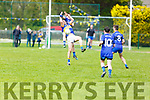 Action from Cordal against Renard in the Junior Club Football Championship semi final in Beaufort on Sunday.