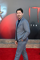 """LOS ANGELES - AUG 26:  Andy Bean at the """"It Chapter Two"""" Premiere at the Village Theater on August 26, 2019 in Westwood, CA"""