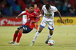 Independiente Medellín venció como local 1-0 a Deportivo Pasto. Partido de ida de los octavos de final Copa Águila 2017.