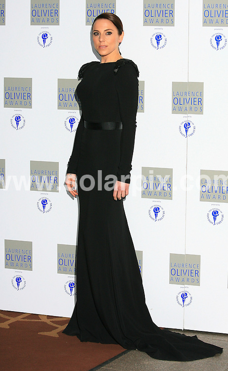 **ALL ROUND PICTURES FROM SOLARPIX.COM**.**WORLDWIDE SYNDICATION RIGHTS**.arrivals at the Laurence Olivier Awards 2010, held at Grosvenor House, Mayfair, London, UK.  21 March 2010..This pic: Melanie Chisholm aka Mel C..JOB REF: 10952 LNJ     DATE: 21_03_2010.**MUST CREDIT SOLARPIX.COM OR DOUBLE FEE WILL BE CHARGED**.**MUST NOTIFY SOLARPIX OF ONLINE USAGE**.**CALL US ON: +34 952 811 768 or LOW RATE FROM UK 0844 617 7637**