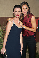 LOS ANGELES, CA - OCTOBER 10: Juliette Lewis and Jennifer Garner at the Los Angeles Premiere of HBO's Camping at Paramount Studios in Los Angeles,California on October 10, 2018. <br /> CAP/MPI/FS<br /> &copy;FS/MPI/Capital Pictures