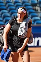 07-09-12, Netherlands, Alphen aan den Rijn, Tennis, TEAN International,  Angelique van der Meet uitgeschakeld in de kwartfinale
