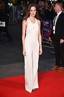 Chloe Pirrie at the premiere for &quot;Breathe&quot;, part of the BFI London Film Festival, at the Odeon Leicester Square, London, UK. <br /> 04 October  2017<br /> Picture: Steve Vas/Featureflash/SilverHub 0208 004 5359 sales@silverhubmedia.com