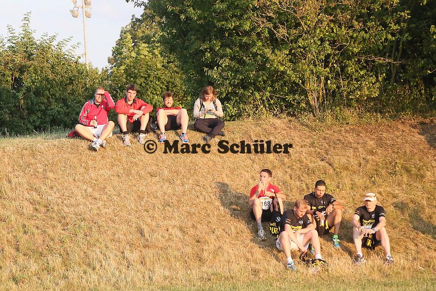 After-Run-Party - 4. OPEL Firmenlauf, Stadion am Sommerdamm