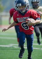 Chilliwack Giants - Red vs North Langley Bears  Atom Golden Helmet Tournament