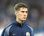 John Stones of Manchester City during the UEFA Champions League Group C match at The Etihad Stadium, Manchester. Picture date: September 14th, 2016. Pic Simon Bellis/Sportimage