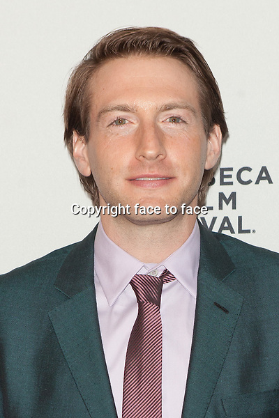 NEW YORK, NY - APRIL 24: Fran Kranz attend the premiere of 'Murder of a Cat' during the 2014 Tribeca Film Festival at SVA Theater on April 24, 2014 in New York City. <br />