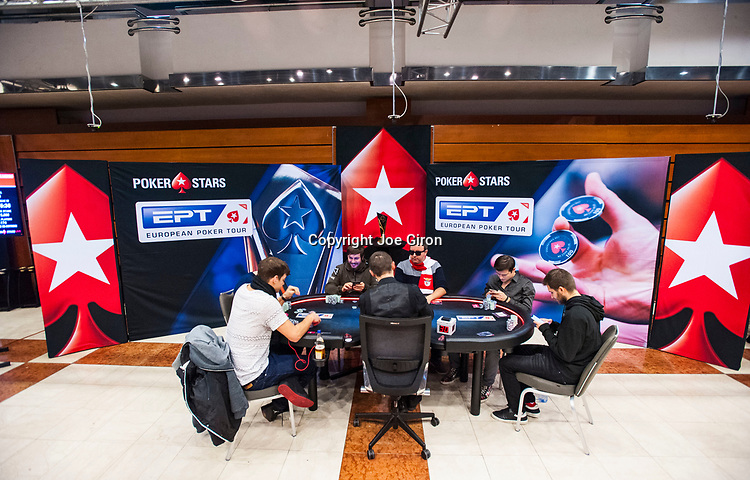 Final Table Underway
