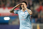 Celta de Vigo's Pablo Hernandez during Spanish Kings Cup match. January 27,2016. (ALTERPHOTOS/Acero)