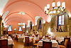 The restaurant at the Parador Escuela, in the La Rioja wine region of Spain. Photo by Kevin J. Miyazaki/Redux