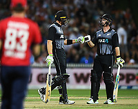 NZ v England T20 - 18 Feb 2018