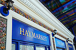 Exterior of Haymarket Theatre in Wote Street, Basingstoke, Hampshire, England