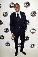 PASADENA, CA - JANUARY 8: J. August Richards at Disney ABC Television Group's TCA Winter Press Tour 2018 at the Langham Hotel in Pasadena, California on January 8, 2018. <br /> CAP/MPI/DE<br /> &copy;DE/MPI/Capital Pictures
