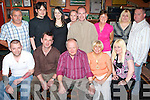 SURPRISE: Tom Murray, Balloonagh (seated centre) having a ball with family and friends at his surprise 60th birthday party held in The Huddle Bar on Friday night. Seated l-r: Keith, Mark & Tom Murray, Joan Buckley and Linda Harrington. Standing l-r: Mike Buckley, Seadna Smallwood, Deirdre & Marie Murray, James McCarthy, Mary Scannell, Shirley and Stephen Hourigan.   Copyright Kerry's Eye 2008
