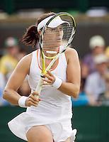 27-6-08, England, Wimbledon, Tennis, Medina Garrigues