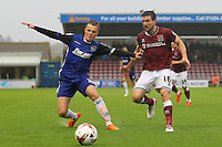 Northampton Town vs Stevenage 24-10-15